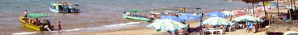 Indien Urlaub am Meer
