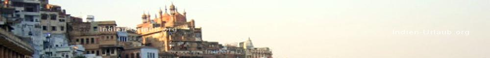 Indien - Uttar Pradesh - Heilige Stadt Varanasi.